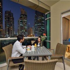 Oaks Liwa Heights Hotel Apartments 3* Улучшенные апартаменты с различными типами кроватей фото 2