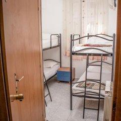 Hostel Melting Pot Rome Кровать в общем номере с двухъярусной кроватью фото 4