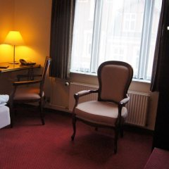 Park Hotel Aalborg 3* Стандартный номер с различными типами кроватей фото 4