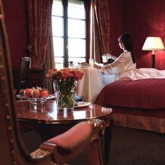 Grand Hotel Les Trois Rois 5* Полулюкс с различными типами кроватей