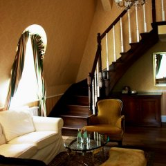Отель Dwór Sieraków 4* Стандартный номер с различными типами кроватей фото 6