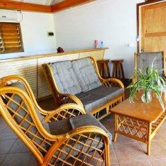 Отель Daku Resort Savusavu интерьер отеля