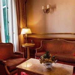 Grand Hotel Wagner 5* Стандартный номер с различными типами кроватей фото 15