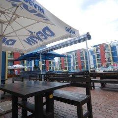 Апартаменты Elite 4 Sunray Apartments Солнечный берег гостиничный бар