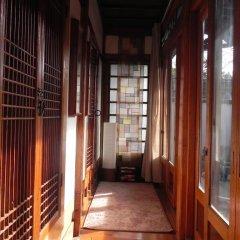 Отель Gain Hanok Guesthouse балкон