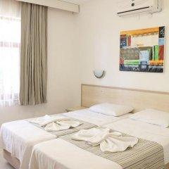 PH Hotel Fethiye 3* Стандартный семейный номер с двуспальной кроватью фото 6