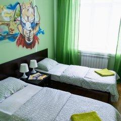 Хостел Европа Номер с общей ванной комнатой с различными типами кроватей (общая ванная комната) фото 25