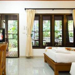 Отель Aonang Cliff View Resort 3* Улучшенное бунгало с различными типами кроватей фото 3