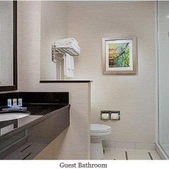 Отель Fairfield Inn & Suites by Marriott Columbus Dublin 2* Стандартный номер с различными типами кроватей