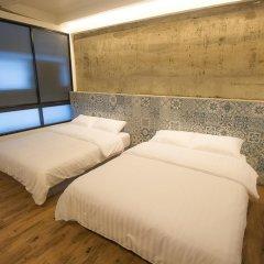 Отель Glur Bangkok Стандартный номер разные типы кроватей (общая ванная комната) фото 26