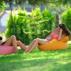 Отель Heaven Beach Resort & Spa - All Inclusive - Adults Only Сиде фото 2