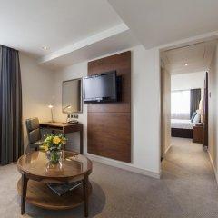 Отель Thistle Kensington Gardens 4* Номер Делюкс с различными типами кроватей фото 6