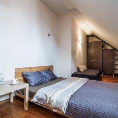 Отель Nowy Rynek Apartment Old Town Польша, Варшава - отзывы, цены и фото номеров - забронировать отель Nowy Rynek Apartment Old Town онлайн комната для гостей фото 4