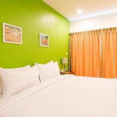 Апартаменты Phuket Center Apartment Студия с различными типами кроватей