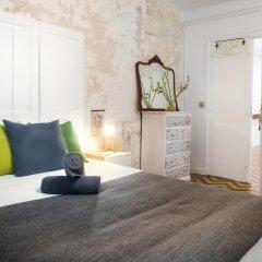 Отель Off Beat Guesthouse 2* Стандартный номер с различными типами кроватей (общая ванная комната) фото 5