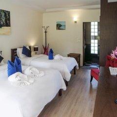 Отель Soontreeya Lanta 3* Улучшенное бунгало с различными типами кроватей фото 5