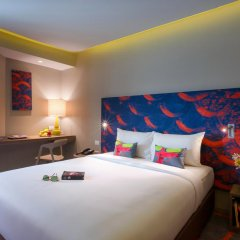 Отель ibis Styles Bangkok Khaosan Viengtai 3* Стандартный номер с двуспальной кроватью фото 3