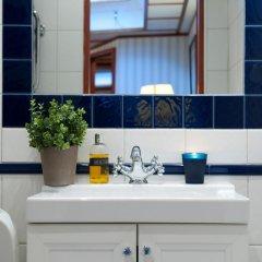 Отель Hotell M/S Monika Швеция, Стокгольм - отзывы, цены и фото номеров - забронировать отель Hotell M/S Monika онлайн ванная