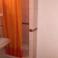 Отель Judit Apartmanok ванная фото 2