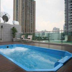 FX Hotel Metrolink Makkasan бассейн