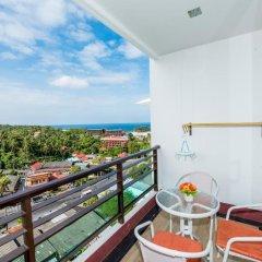 Отель Sea And Sky 1 Br By Pro Phuket балкон