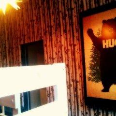 WDj Hostel Кровать в общем номере с двухъярусной кроватью фото 10