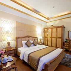 Muong Thanh Sapa Hotel 3* Люкс с различными типами кроватей фото 2