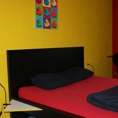 Budget Hostel Zurich Стандартный номер с различными типами кроватей