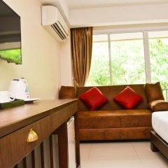 Lub Sbuy House Hotel 3* Номер Делюкс с различными типами кроватей фото 17