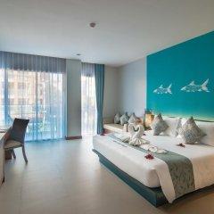 Отель Fishermen's Harbour Urban Resort 4* Номер Делюкс с двуспальной кроватью фото 14