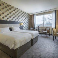 Отель Ramada Plaza Antwerp Бельгия, Антверпен - 1 отзыв об отеле, цены и фото номеров - забронировать отель Ramada Plaza Antwerp онлайн комната для гостей фото 4