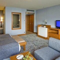 The Green Park Pendik Hotel & Convention Center 5* Номер Бизнес с различными типами кроватей фото 5
