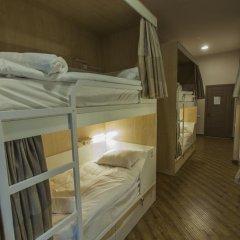 Holiday Hostel Кровать в общем номере двухъярусные кровати фото 4