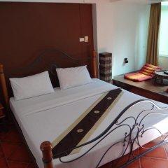Отель Le Tong Beach 2* Номер Делюкс с двуспальной кроватью фото 3