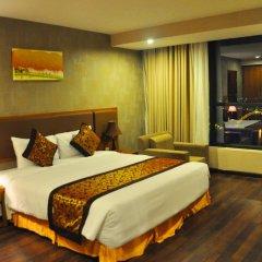 Muong Thanh Holiday Dien Bien Phu Hotel комната для гостей фото 4