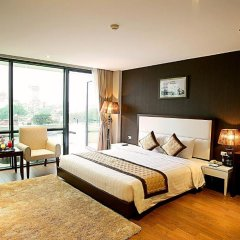 Skylark Hotel 4* Представительский номер с различными типами кроватей фото 5