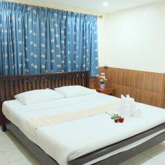 Отель The Siam Guest House 2* Стандартный номер с различными типами кроватей фото 3