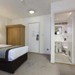 Отель Thistle Barbican Shoreditch 3* Стандартный номер с двуспальной кроватью фото 2
