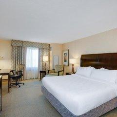 Отель Hilton Garden Inn Bethesda 3* Стандартный номер с различными типами кроватей фото 4