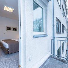 Отель Garden House & Eastpark Apartments Германия, Мюнхен - отзывы, цены и фото номеров - забронировать отель Garden House & Eastpark Apartments онлайн балкон