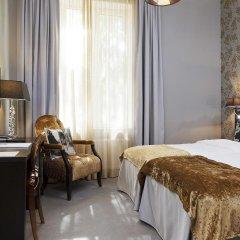 Saga Hotel Oslo 4* Улучшенный номер с двуспальной кроватью фото 8