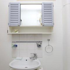 Отель Rambuteau Франция, Париж - отзывы, цены и фото номеров - забронировать отель Rambuteau онлайн ванная фото 2