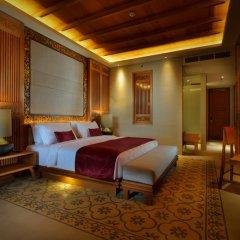 Отель THE HAVEN SUITES Bali Berawa 4* Люкс с различными типами кроватей фото 4