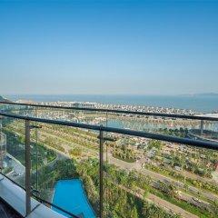 Xiamen International Conference Hotel 5* Люкс с различными типами кроватей фото 3