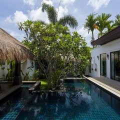 Отель Byg Private Pool Villa @ Layan Beach пляж Банг-Тао бассейн фото 3