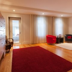 Отель Apartamentos Cedofeita фитнесс-зал