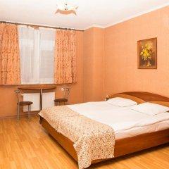 Комфорт Отель 3* Улучшенный номер с различными типами кроватей фото 10