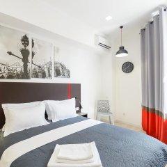 Гостиница Partner Guest House Khreschatyk 3* Студия с различными типами кроватей фото 50