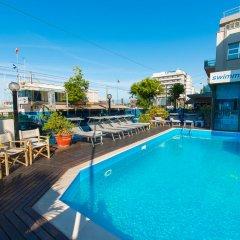 Hotel Giulietta бассейн фото 2