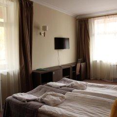 Гостиница Горная Резиденция АпартОтель Апартаменты с 2 отдельными кроватями фото 2